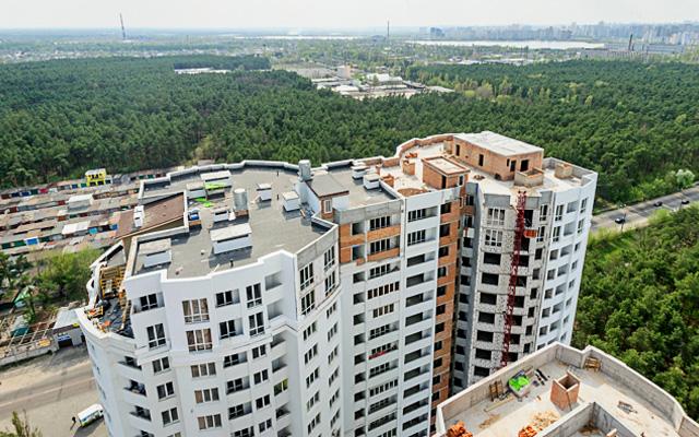 Май 2016: Сколько стоят «квадратные метры» в Киеве?