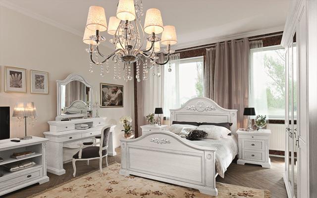 Обстановка квартиры: купить спальню от Mann Group