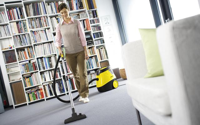 Высокотехнологичная уборка в новой квартире