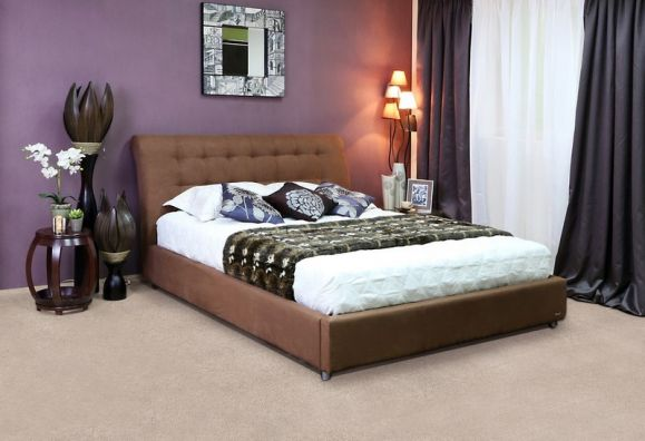 Кровать 160 Кофе Тайм Embawood