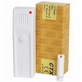 Беспроводной датчик открытия (двери, окна) Elmes Electronic CTX4 H белый