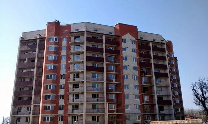 вул. Володимира Великого, 9, Тернополь