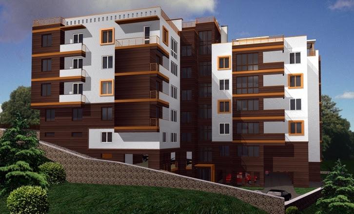 Клубный дом «Чорногория»