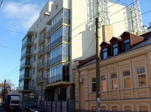 ЖК Каскад, Харьков