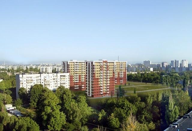 ЖК Садовый, Харьков