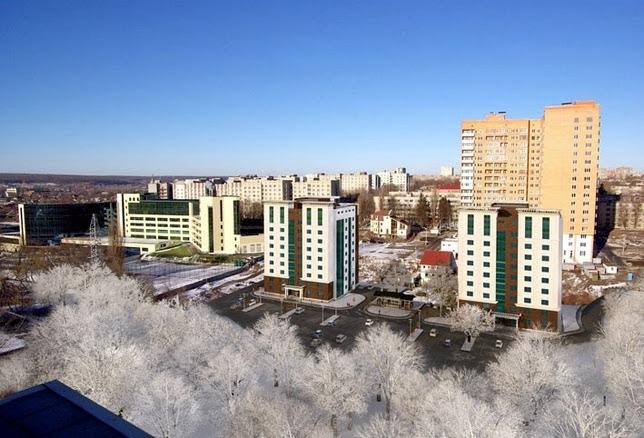 ЖК Изумрудный город, Харьков