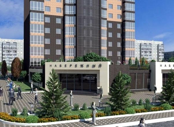 ЖК Набережный квартал, Черкассы
