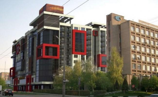ЖК Куб Хаус, новострой, г. Черновцы, ул. Героев Майдана