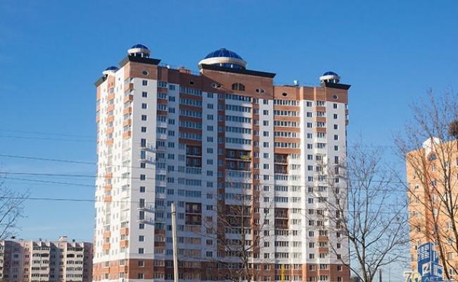 Новострой (Дом с ротондами), г. Харьков, ул. Сухумская