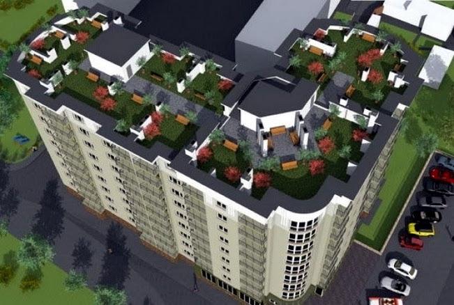 ЖК Оберіг, Черновцы