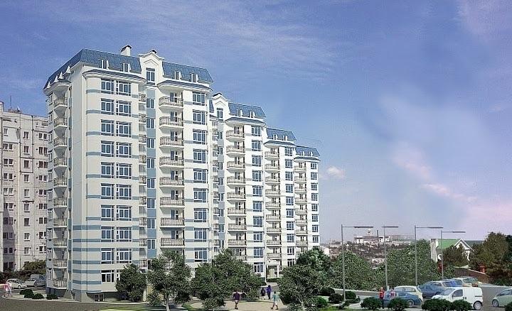 ЖК Европейский, Севастополь