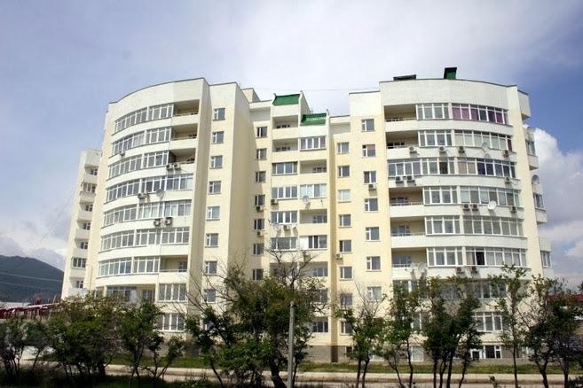 ул. Коммунальная, Судак
