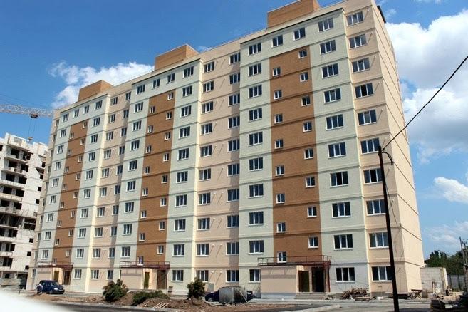 ЖК Янтарный, Симферополь
