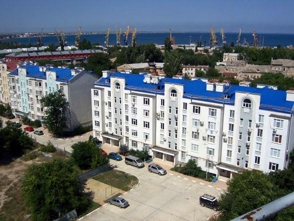 бул. Коробкова, Феодосия