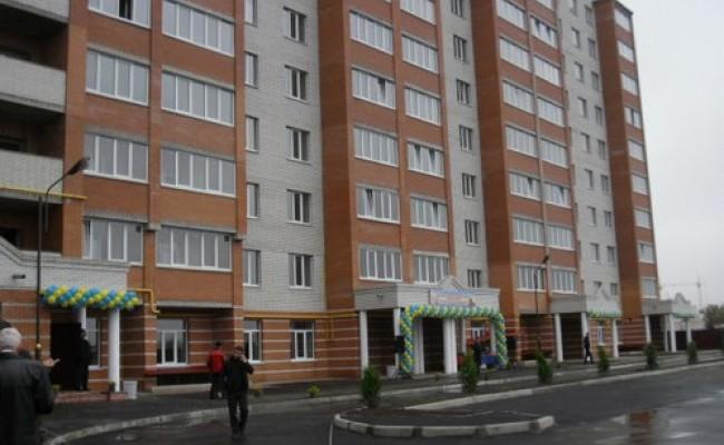 ЖК Городок, г. Киев, Вишневое (1-2 очередь)
