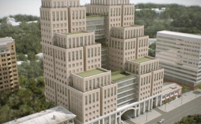 Офисно-жилой комплекс, г. Киев, ул. Жилянская