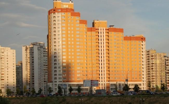 Новострой, г. Киев, ул. Мишуги