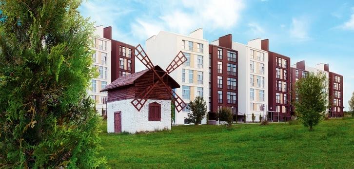 ЖК Белый Шоколад. Center