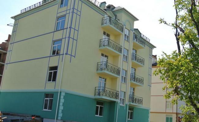 Клубный дом Малахит (ЖК Сказка), г. Киев, ул. Лебедева