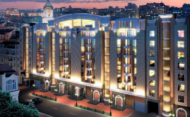 Клубный дом Fresco Sofia (Фреско София), г. Киев, ул. Гончара