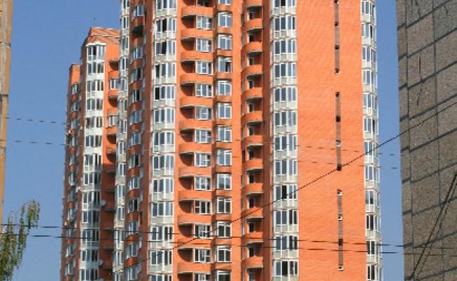 ЖК, г. Киев, ул. Осенняя