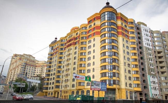 ЖК, г. Киев, ул. Черновола, Полтавская