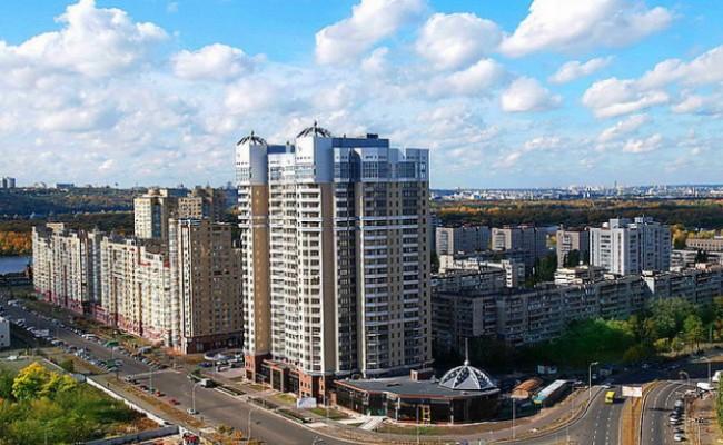ЖК Никольский Град, г. Киев, ул. Никольско