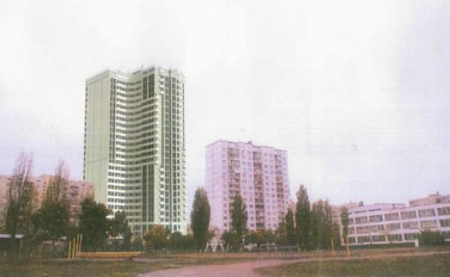 Новострой, г. Киев, ул. Мате Залки