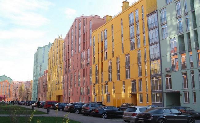 ЖК Комфорт Таун, г. Киев, ул. Регенераторная (Воссоединения), 2-3 очередь