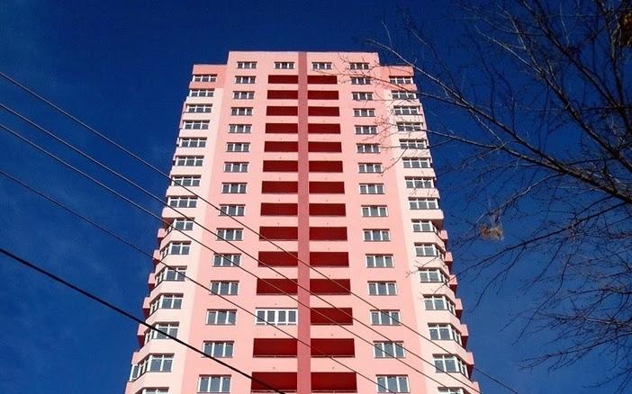 ул. Феодосийская, дома 1-5, Киев