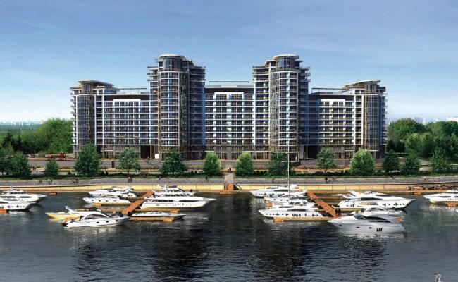 ЖК Riviera Riverside (Ривьера Риверсайд), г. Киев