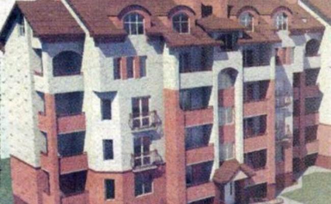 Новострой, г. Тернополь (проект Польские дворики)