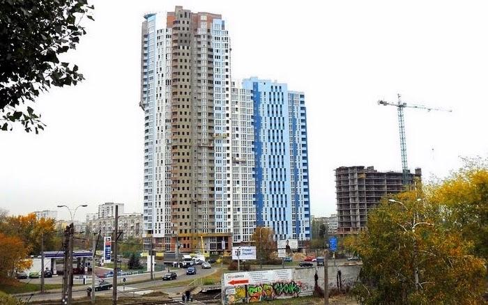 пр. Воссоединения, 21В, Киев