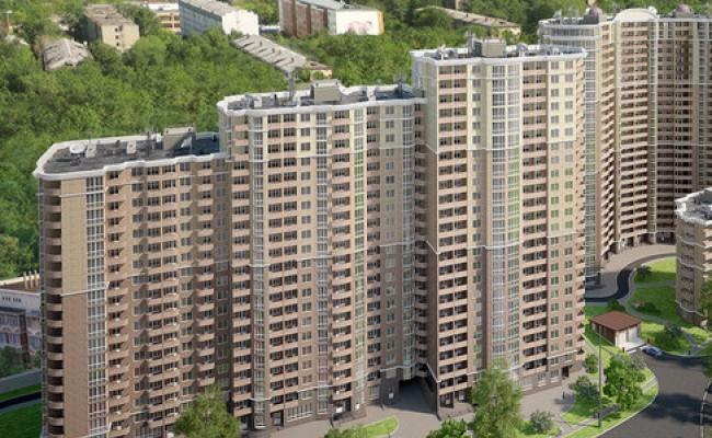 ЖК Печерский Бастион, г. Киев, ул. Ольшанская (Киквидзе), 3 очередь