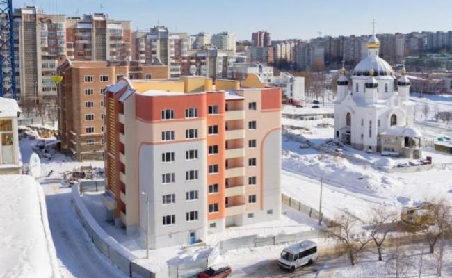 ЖК Родынный, г. Ровно, ул. Коновальца (2 очередь)