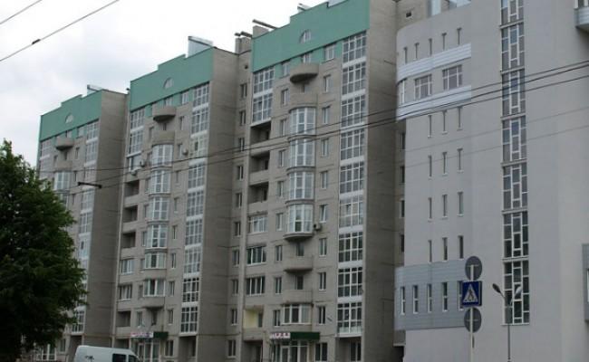 Новострой (ЖК Банковский), г. Житомир, ул. Победы