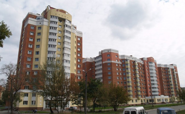 Новострой, г. Полтава, ул. Бедного