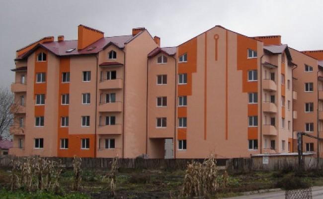 Новострой, м. Радехів, вул. Сонячна