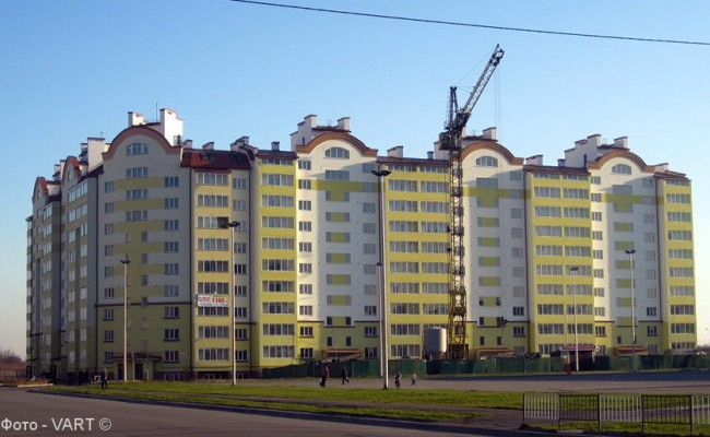 ЖК, Ивано-Франковск, ул. Стуса