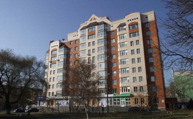 Новострой, г. Полтава, ул. Ленина