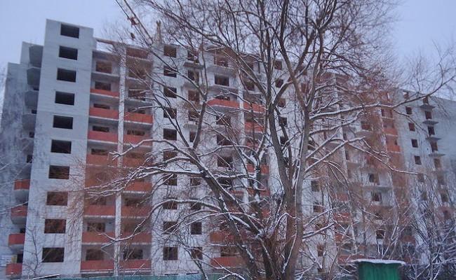 Новострой, г. Хмельницкий, ул. Институтская