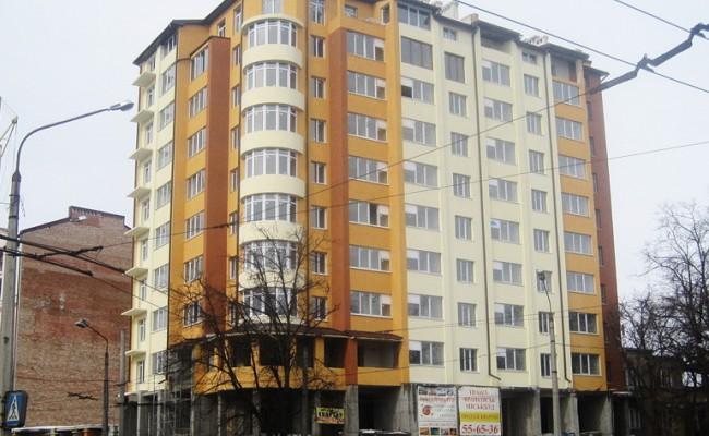Новострой, Ивано-Франковск, ул. Гаркуши