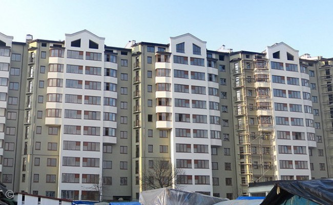 Новострой, Ивано-Франковск, ул. Бельведерская