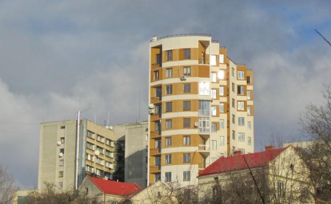 Новострой, г. Львов, ул. Бучмы (Зеленая)