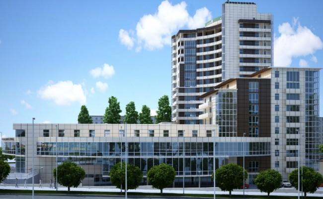 ЖК Панорама на Выставке, г. Хмельницкий, ул. Мирного