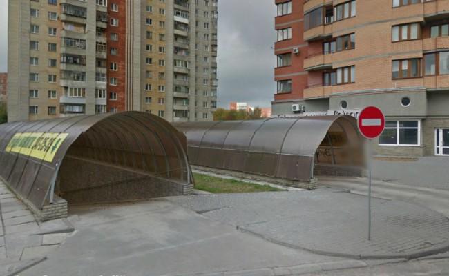 Подземный паркинг, г. Львов, ул. Зубровская (Сихов)