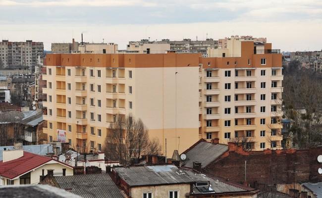 Новострой, г. Львов, ул. Михновських