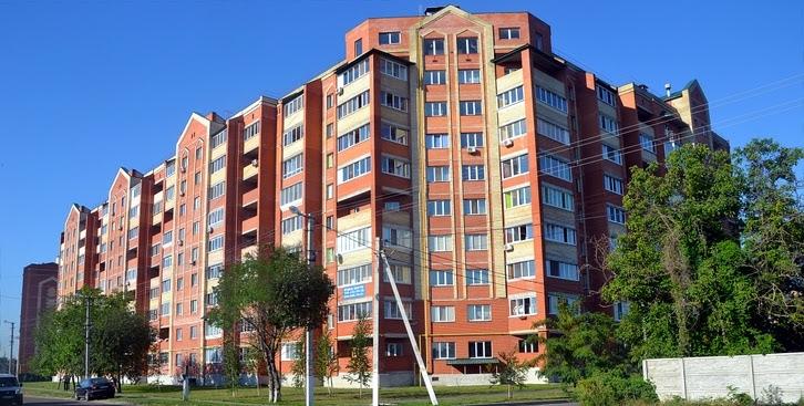 ЖК Левада, Борисполь