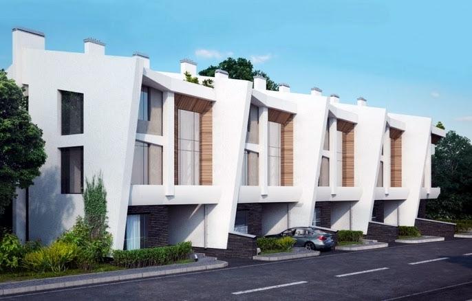 ЖК Комплекс энергосберегающих городских домов