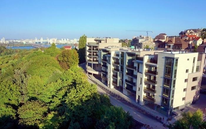 ЖК Pechersk Hills Residence